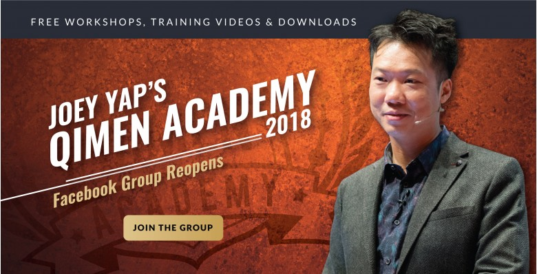 Joey Yap's Qimen Academy 2018