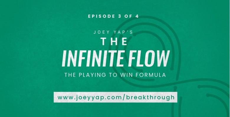 Joey Yap's Breakthrough