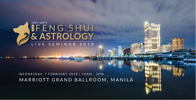 Joey Yap's Feng Shui and Astrology Manila