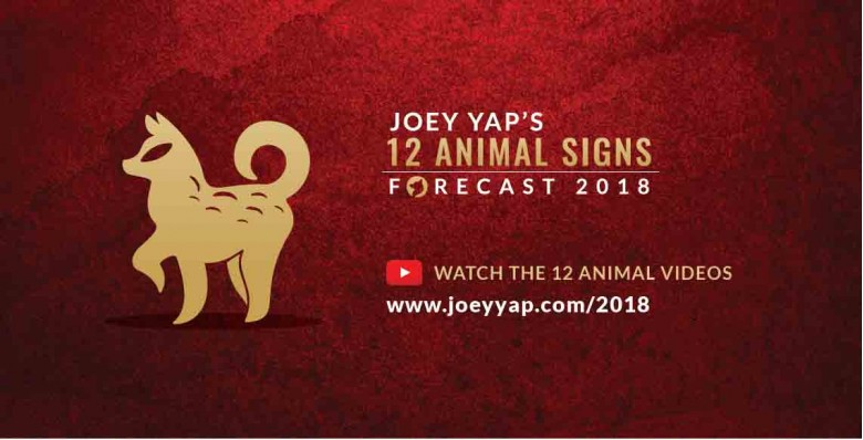 Joey Yap's 12 Animal Signs