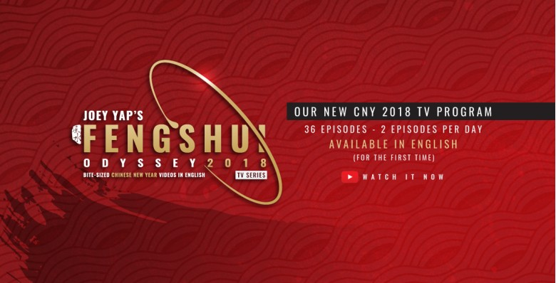 Joey Yap's Feng Shui Odyssey