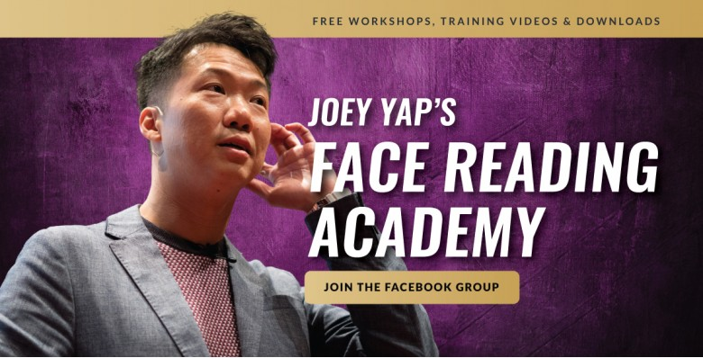 Joey Yap's Face Reading Academy