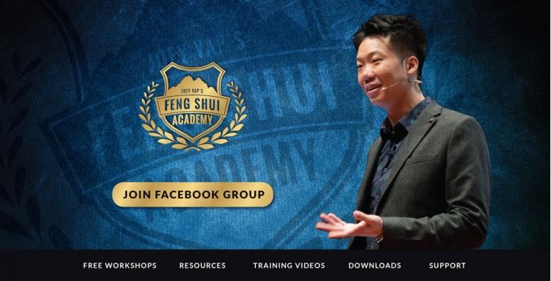 Joey Yap's Feng Shui Academy