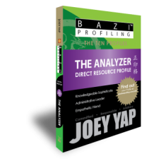 The Ten Profiles - The Analyzer (Direct Resource Profile)