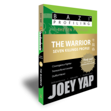 The Ten Profiles - The Warrior (Seven Killings Profile)