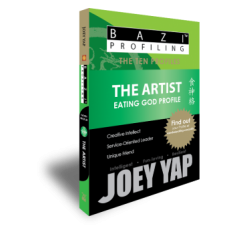 The Ten Profiles - The Artist (Eating God Profile)