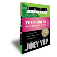 The Ten Profiles - The Pioneer (Indirect Wealth Profile)