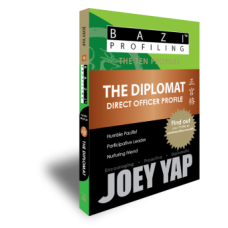 The Ten Profiles - The Diplomat (Direct Officer Profile)