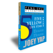 Feng Shui Essentials - 5 Yellow Life Star (Chinese)