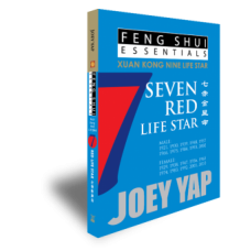 Feng Shui Essentials - 7 Red Life Star (Chinese)