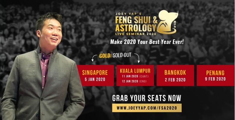 Joey Yap's Feng Shui & Astrology