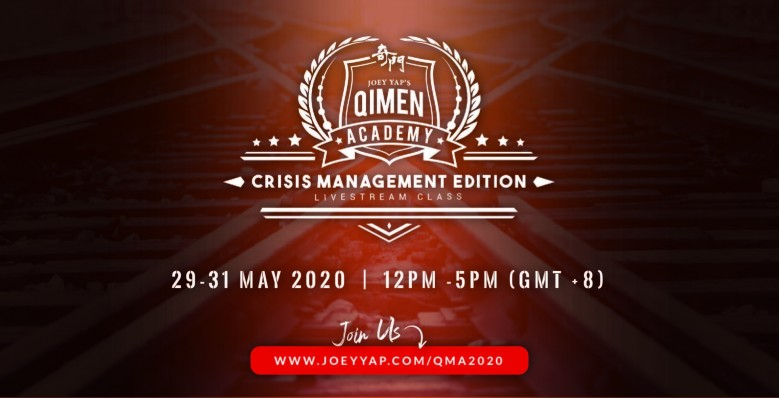 Joey Yap's QiMen Academy Crisis Management Edition