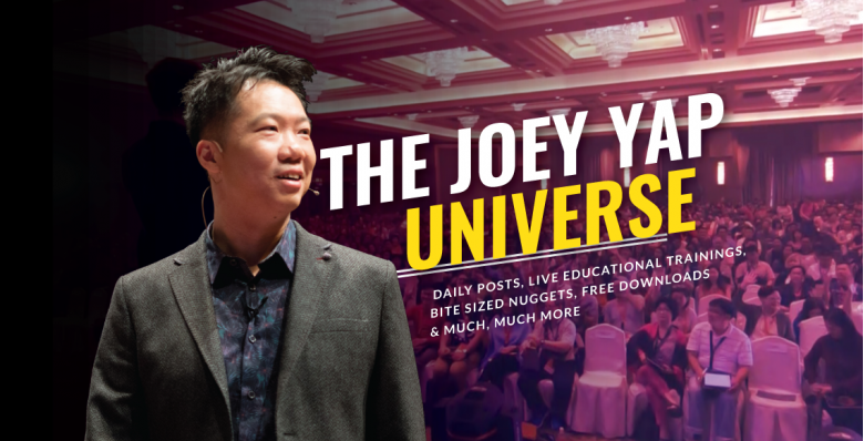 The Joey Yap Universe