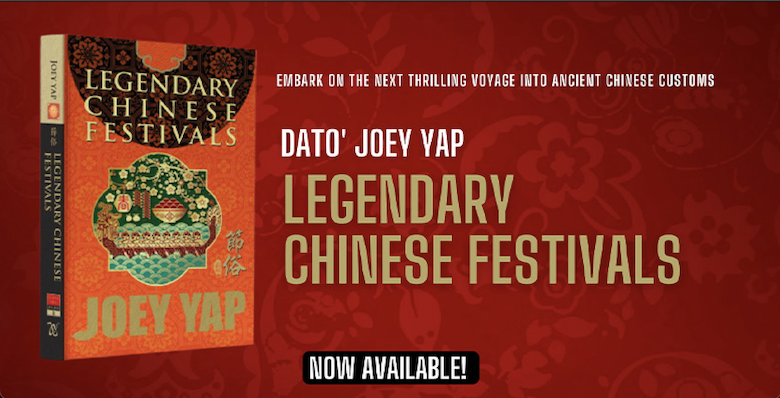 Joey Yap's Legendary Chinese Festivals