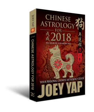 Chinese Astrology for 2018