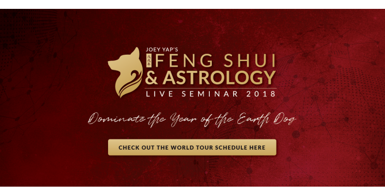 Joey Yap's Feng Shui and Astrology 2018