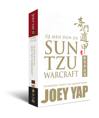 Qi Men Dun Jia Sun Tzu Warcarft (Hard Cover)