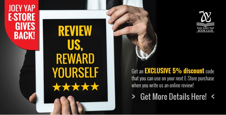 Review Us, Reward Yourself