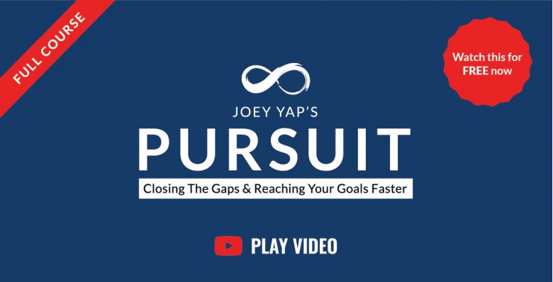 Joey Yap's Pursuit