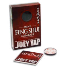 Mini Feng Shui Compass (inclusive of Companion Booklet)