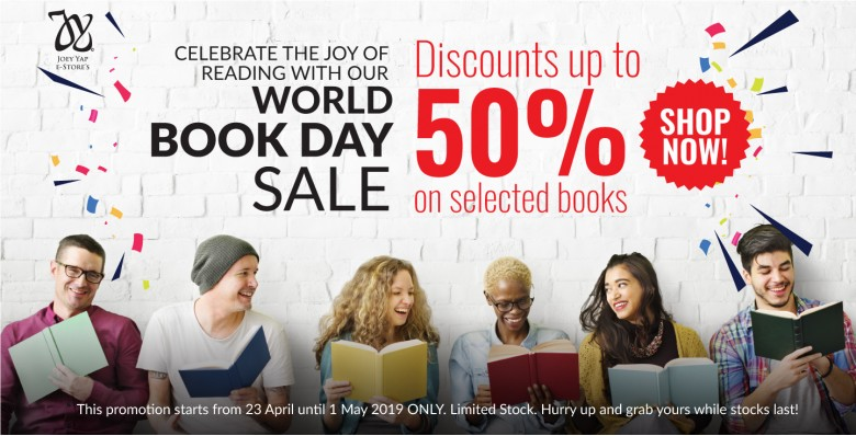 World Book Day Sale