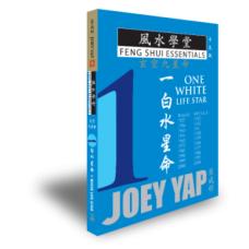 Feng Shui Essentials - 1 White Life Star (Chinese)