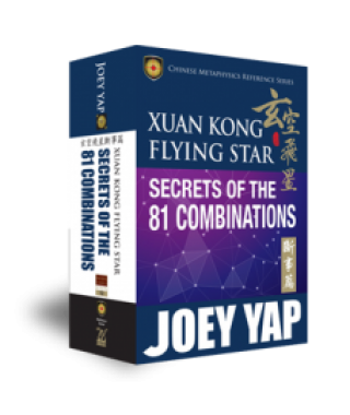 Xuan Kong Flying Star Secrets of the 81 Combination