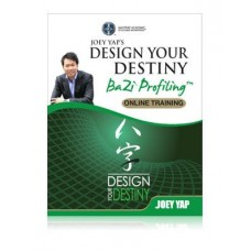 Design Your Destiny BaZi Profiling™ Online Training (e-Workbook)