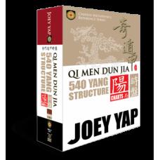 Qi Men Dun Jia 540 Yang Structure