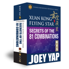 Xuan Kong Flying Star Secrets of the 81 Combinations