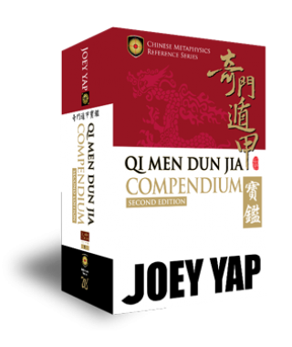 Qi Men Dun Jia Compendium 2nd Edition
