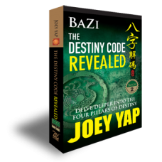 BaZi - The Destiny Code Revealed (Book 2)